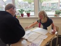 Foto bij afsluiting project Nederland