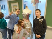 Foto bij Expositie kleding