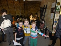Foto bij museum of school