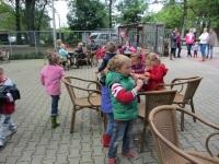 Foto bij Schoolreisje samen met groep 1