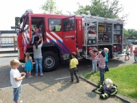 Foto bij Brandweer