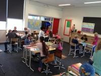 Foto bij Een nieuw schooljaar...