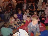 Foto bij Pyjama party.