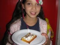 Foto bij Verjaardag juf Liseth