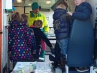 Foto bij De ambulance
