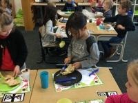 Foto bij Schoolontbijt