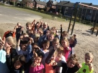 Foto bij Afsluiting vreedzame school