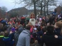 Foto bij Sinterklaas 2017