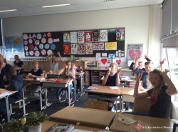 Foto van album Schoolvoetbaltoernooi