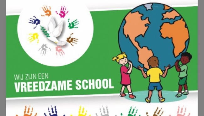 Foto bij Certificering Vreedzame School