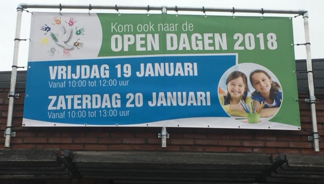 Foto bij Open dagen 2018